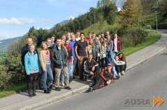 AUStA Ersti Hütte 2014